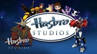Ultimate Hasbro Studios Mashup! - Featuring MLP, Transformers Prime and LPS