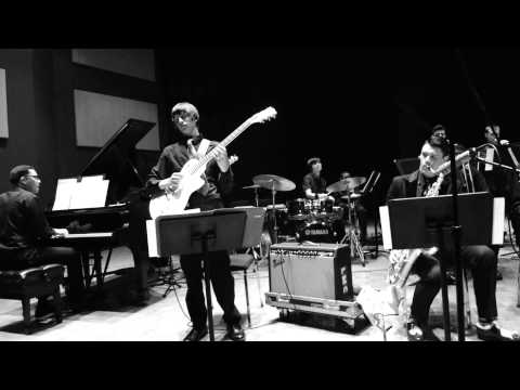Los Medanos College Jazz Studio Band  'So What' May 14, 2014