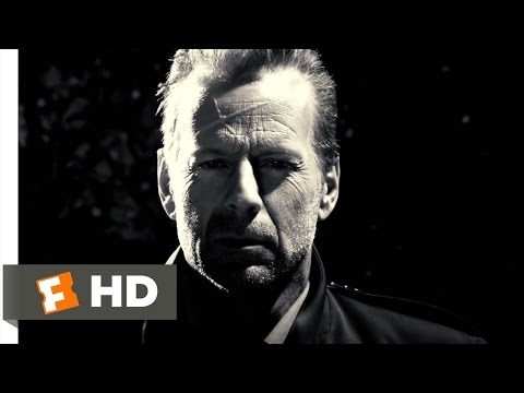 Sin City (12/12) Movie CLIP - An Old Man Dies (2005) HD