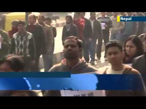Nepal Anti-rape Protests: 10th Day Of Unrest Over Culture Of Sexual Violence Against Women video