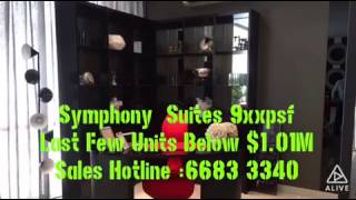 Symphony Suites New Launch  Low psf Yishun