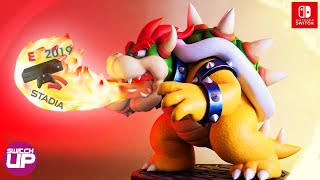 How Bowser's NINTENDO CRUSHED E3 2019 - Best Switch Games Montage