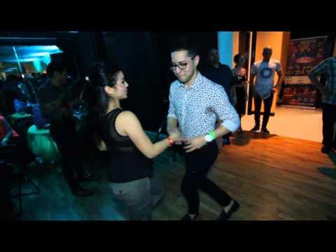 Salrica Salsa Social 03/05 - Andrew, Tanya, Erick, Thalia