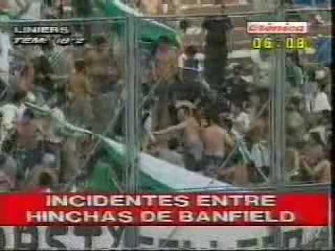 Incidentes Banfield