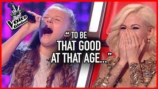 Incredible 13 Year Old Wins The Voice Kids Uk Winner 39 S Journey 1