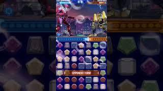 Pacific Rim Breach Wars (Android) Hades Counterstrike vs November Ajax