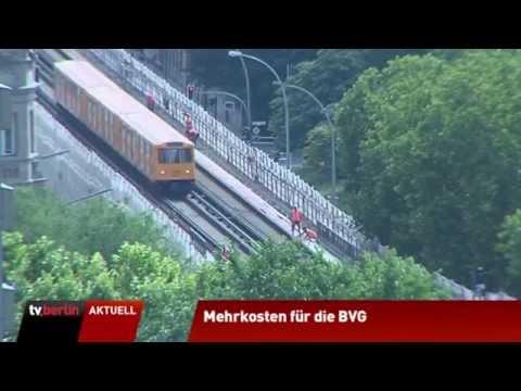 Mehrkosten für die BVG