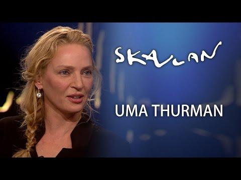 "Uma Thurman Interview | ""It´s hard to maintain romance in life"" | Skavlan"