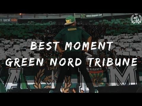 BEST MOMENT GREEN NORD TRIBUNE