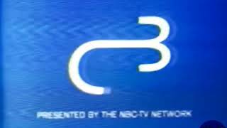 "NBC Television Network logo (1966) [RARE ""Presented by"" variant]"