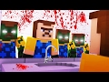 Minecraft   HELLO NEIGHBOR   ZOMBIE APOCALYPSE!