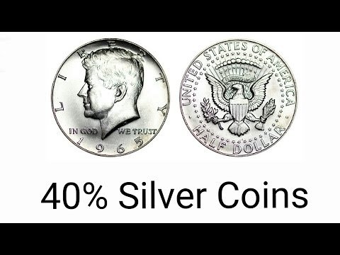 The benefits of buying 40% silver half dollars
