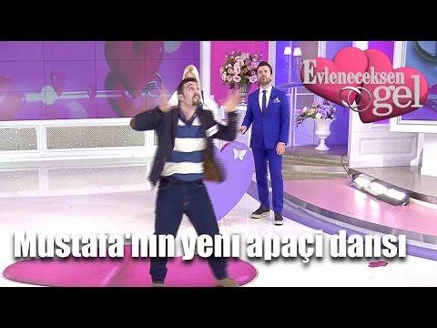 Evleneceksen Gel - Mustafa'dan Yeni Apaçi Dansı