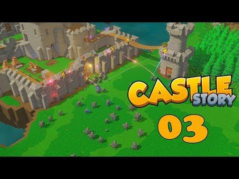 Прохождение Castle Story: #3 - ОТЖАЛИ ТЕРРИТОРИЮ !