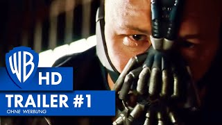 THE DARK KNIGHT RISES - Trailer F1 Deutsch HD German