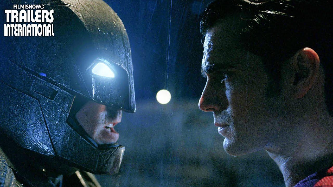 映画『バットマン vs スーパーマン ジャスティスの誕生』トレーラー と TVスポット【HD】