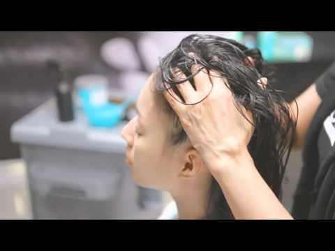 How to use Loreal hair spa.VOB