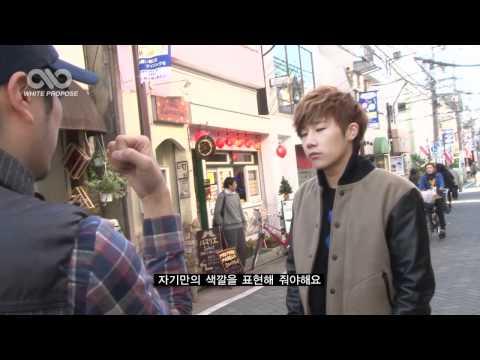 INFINITE White Propose #01 Sungkyu Dongwoo