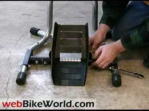 Smart Chock Motorcycle Wheel Chock
