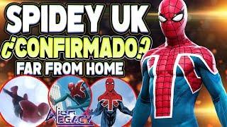 ¿SPIDEY UK Confirmado en FarFromHome? - ANALISIS || SPIDERMAN [Alien Legacy]