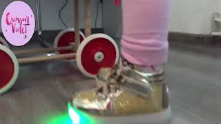 Hello Kitty LED Dancing Shoes