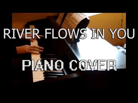 River Flows In You – Twilight Soundtrack – Piano