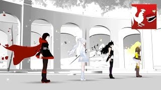 RWBY Volume 2 Opening Titles Animation