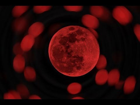 Blood Moon Eclipse April 14, 2014