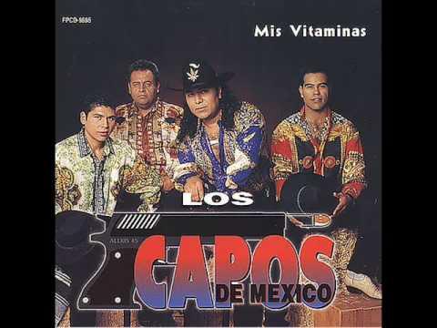 Los Capos De Mexico-Cable De Acero