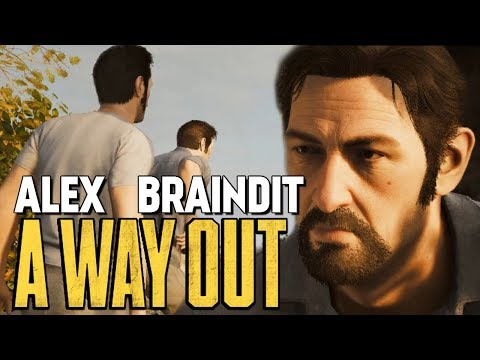 СБЕЖАЛИ ИЗ ТЮРЬМЫ! ЧТО ДАЛЬШЕ? - A Way Out #4