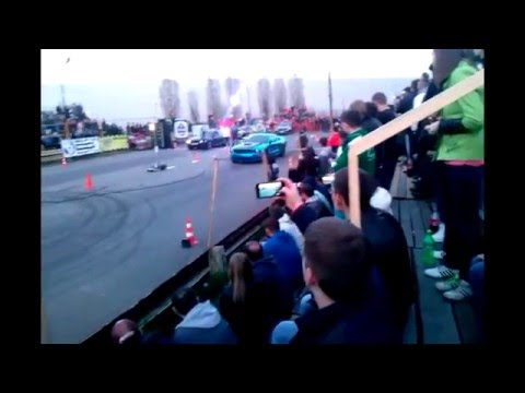 DRAG RACING (fast street C)   Ford Mustang, BMW M5, Honda Civic, Mazda 6 
