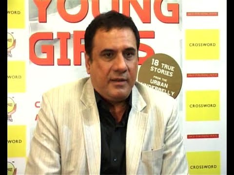 Boman Irani Launches &#8216;Not Like Most Young Girls&#8217;