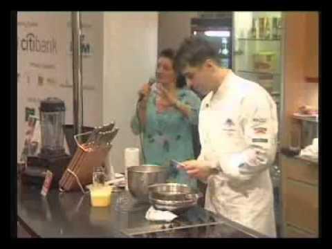 World Gourmet Summit 2003, Nicolas Bernarde Culinary Masterclass
