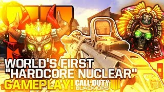 """BLACK OPS 4 - WORLD'S FIRST """"HARDCORE NUCLEAR"""" GAMEPLAY!"""