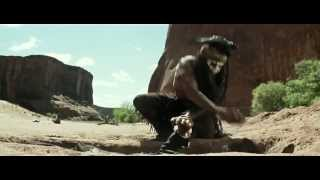 El llanero solitario / The Lone Ranger (2013) - Trailer final Español