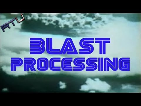 Sex-E Coco's Blast Processing Commercial