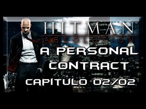 Hitman Absolution Walkthrough - A Personal Contract Part 2/2