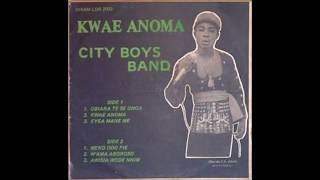 City Boys International Band- Mfye Agyanka