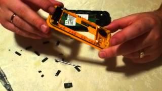 китайский телефон land rover A9 ремонт своими руками