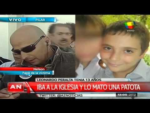 Una patota mató a golpes a un chico de 13 años