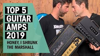 Guitar Amps of the year 2019 | Top 5 | Thomann