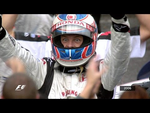 Your Favourite Hungarian Grand Prix - 2006 Button's First Win