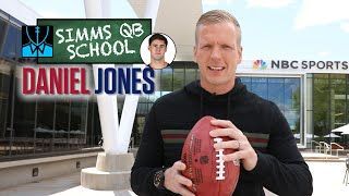 Simms QB School: New York Giants' Daniel Jones | Chris Simms Unbuttoned | NBC Sports