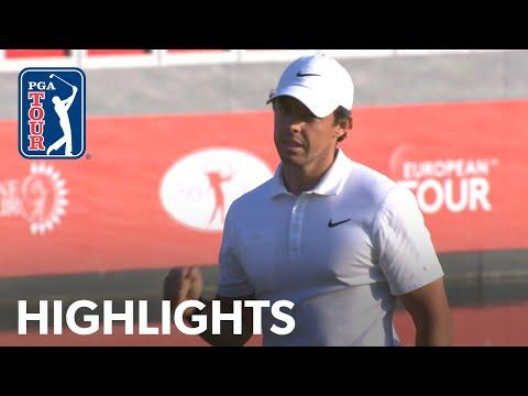 Rory McIlroy's winning highlights from WGC-HSBC CHAMPIONS 2019