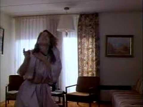 Linda Hamilton Dancing