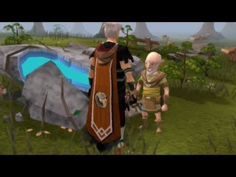 Got comp cape! – Just in time for Divination – Runescape 3