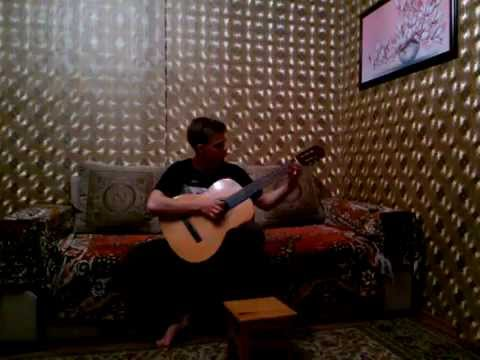 Испанская гитара Томас Краснощек (Spanish Guitar Thomas Krasnoshchek) Cover version Ahmar Ali
