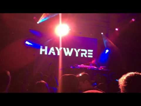 Endlessly & Smooth Criminal (Haywyre Remix) Live @ The Sinclair, Cambridge, MA 2/27/2016