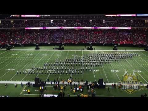 Southern University Human Jukebox Honda Battle of the Bands 2015