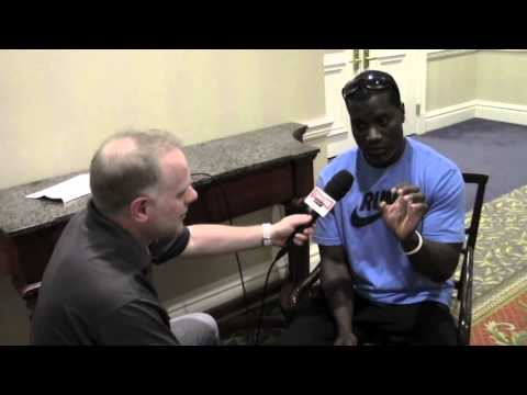 97.1 The Fan interview with Joey Galloway